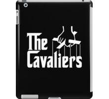 Cleveland Cavaliers Godfather NBA Champions (White on Black) iPad Case/Skin