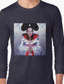 BJORK CUTE Long Sleeve T-Shirt