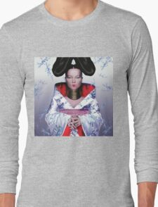 BJORK CUTE Long Sleeve T-Shirt