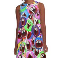 laughing lollipops A-Line Dress