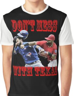 don't mess with texas Graphic T-Shirt