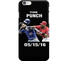 the punch texas iPhone Case/Skin