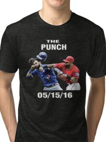 the punch texas Tri-blend T-Shirt