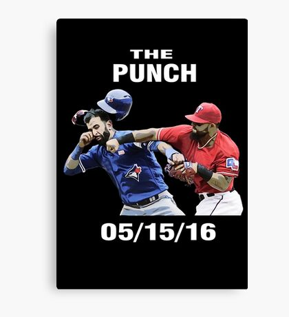 the punch texas Canvas Print