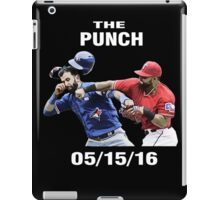 the punch texas iPad Case/Skin