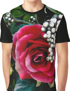Roses are red Graphic T-Shirt