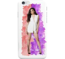 Lauren Jauregui Splash! iPhone Case/Skin