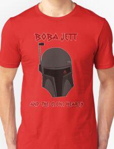 Boba Jett and the Clone Hearts  Unisex T-Shirt