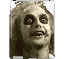Beetlejuice!!! iPad Case/Skin