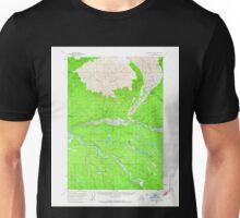 USGS TOPO Map Alaska AK McCarthy B-6 357300 1959 63360 Unisex T-Shirt