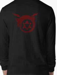 FullMetal Alchemist Ouroboros symbol Long Sleeve T-Shirt