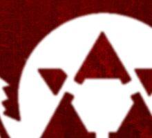 FullMetal Alchemist Ouroboros symbol Sticker