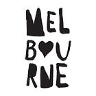 Melbourne Love by Lisa Taliana