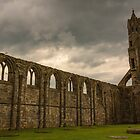 St Andrews Cathedral by tinnieopener