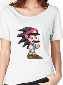 Video Game Fusion SMxSTHH Women's Relaxed Fit T-Shirt