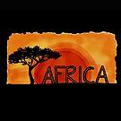 Africa by Kezzarama