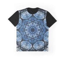 Tree Kaleidoscope Graphic T-Shirt