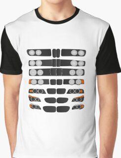 BMW 5 series evolution Graphic T-Shirt