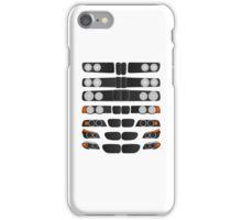 BMW 5 series evolution iPhone Case/Skin