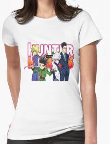 HUNTER X HUNTER Womens Fitted T-Shirt