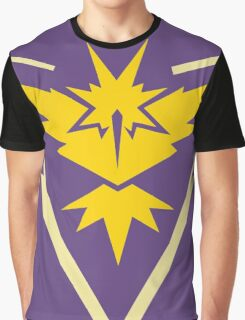 Pokemon Go - Team Instinct (no text) Graphic T-Shirt