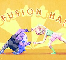 Fusion Ha! by Tiffany Lam