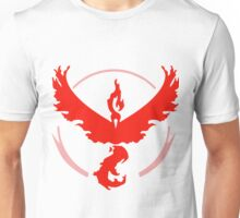 Pokemon Go - Team Valor (no text) Unisex T-Shirt
