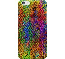 color  abstract iPhone Case/Skin