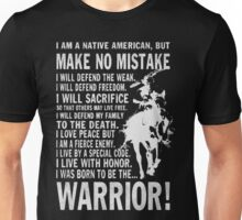 I AM A NATIVE AMERICAN Unisex T-Shirt