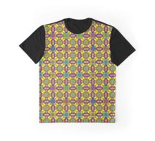 Kaleidoscopic abstract Graphic T-Shirt