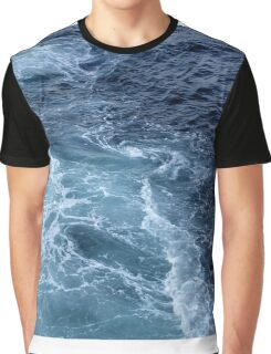 Ocean's wave Graphic T-Shirt