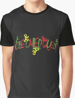 TRIBE CALLED QUEST  Graphic T-Shirt