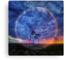 the force within all things Canvas Print