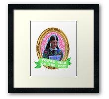 Millie Kentner Frame Framed Print