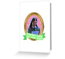 Millie Kentner Frame Greeting Card