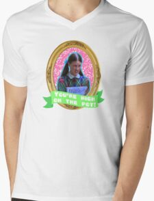 Millie Kentner Frame Mens V-Neck T-Shirt