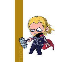 Thor by Ijsvale