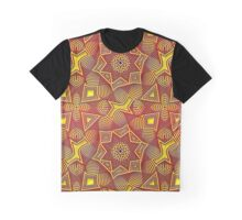 Mosaic colorful artistic  Graphic T-Shirt