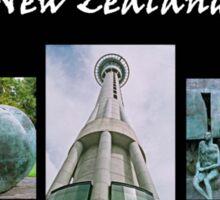 Auckland I Sticker