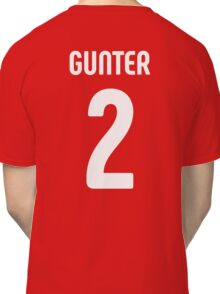 Chris Gunter Classic T-Shirt