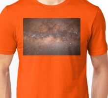 Galactic core Unisex T-Shirt