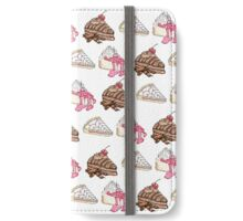 Yummy cakes iPhone Wallet/Case/Skin