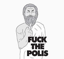 Fuck the polis! Unisex T-Shirt