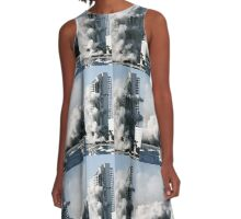 RISE ABOVE #4 A-Line Dress