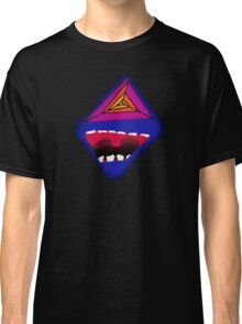 The Laugh Psychedelic Classic T-Shirt