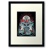 Disturbia Framed Print