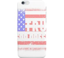 Trump - For President 2016! iPhone Case/Skin