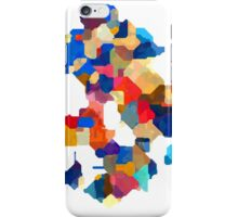 Puzzle tiles colorful iPhone Case/Skin