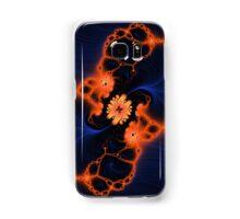 When Orange Meets Blue Samsung Galaxy Case/Skin