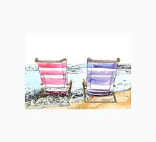 Deck chairs  Unisex T-Shirt